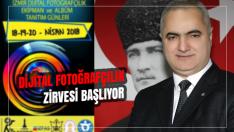 İzmir Dijital Fotoğrafçılık ve Albüm Tanıtım Günleri başlıyor