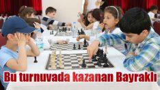 Bu turnuvada kazanan Bayraklı