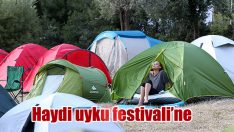 Haydi Uyku Festivali'ne