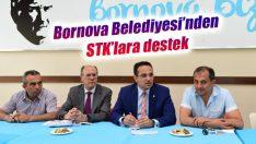 Bornova Belediyesi'nden STK'lara destek