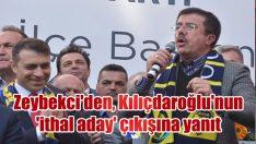 Zeybekci'den, Kılıçdaroğlu'nun 'ithal aday' çıkışına yanıt: