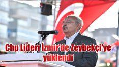 Chp Lideri İzmir'de Zeybekçi'ye yüklendi