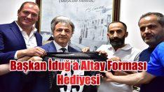 Bornova Belediyesi olarak tüm İzmir kulüplerine eşit mesafedeyiz